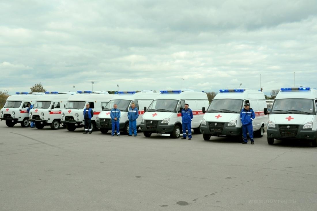 В Новгородской области создается ЕДДС скорой помощи