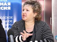Елена Писарева: «Выборы показали, что люди доверяют «Единой России»