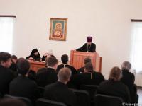 Новгородское духовное училище завершило переход на программу бакалавриата