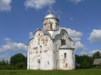 Объявлен конкурс на проект реставрации Церкви Николы на Липне