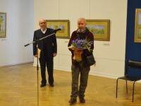 Шавкат Абдусаламов поставил пятёрку новгородской выставке «Послание странника»