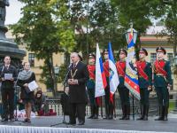В Великом Новгороде отпраздновали 1154 годовщину зарождения Российской государственности