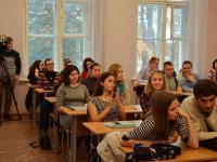 Новгородские студенты-журналисты отчитались о работе