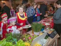 Новгородский район производит около 40% всей сельхозпродукции региона