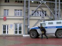 В антитеррористических учениях на новгородском стадионе «Электрон» приняло участие более 1200 человек