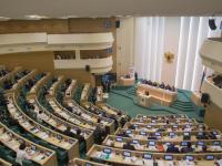 В ближайших планах Алексея Костюкова выбор комитета в Совете Федерации