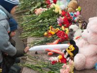 В России проходят траурные мероприятия в память о погибших в авиакатастрофе над Синаем