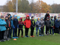 В Великом Новгороде юными футболистами стали 110 ребят