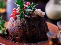 «53 новогодних рецепта»: рождественский пудинг