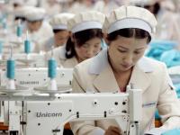 На новгородском предприятии трудоустроят в 2017 году 20 швей из КНДР