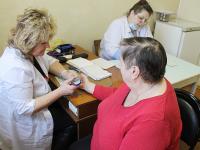 В Демянском районе врачи областной больницы приняли 140 местных жителей