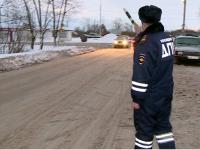 В Новгородском районе полицейские ловят нарушителей ПДД ко Дню защиты прав ребенка
