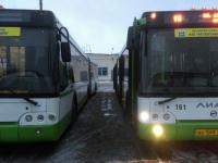 В Великом Новгороде на маршруты дополнительно вышли пять автобусов. Еще шесть выйдут до конца года