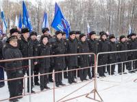 Видео: экипаж подводной лодки «Великий Новгород» в нашем городе