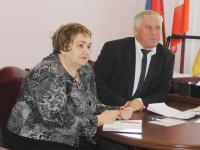 Заместитель губернатора области Александр Бойцов провёл приём граждан в Демянском районе