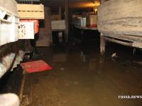 Житель деревни Нагово пожаловался в стихах старорусским чиновникам на затопленные подвалы