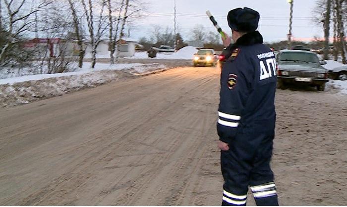 За сутки в Новгородской области возбуждены два уголовных дела за повторное вождение в пьяном виде