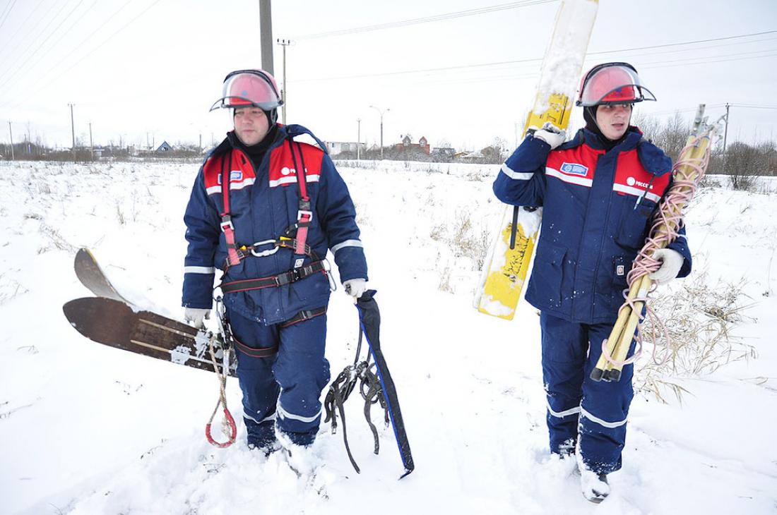 Электроснабжение в Боровичском и Окуловском районах восстановлено