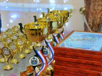 50 новгородских спортсменов и тренеров получили награды