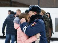 Более 100 новгородских полицейских отправились в командировку на Северный Кавказ