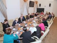 Губернатор Новгородской области встретился с редакторами районных газет