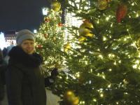 Москва глазами новгородки: предновогодье