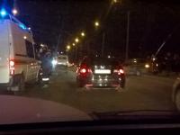 На Колмовском мосту в ДТП пострадали четыре человека