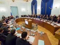 Сергей Митин принял участие в заседании совета при полномочном представителе президента в СЗФО