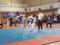 В Великом Новгороде пройдет «Новогодний» городской турнир по тхэквондо