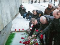 В Великом Новгороде прошёл митинг ко Дню неизвестного солдата