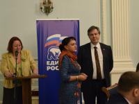 Владислав Букетов переизбран на посту секретаря отделения ЕР в Великом Новгороде