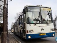 Движение общественного транспорта в Великом Новгороде восстановлено