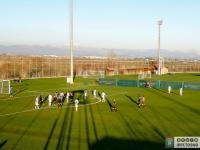 ФК «Тосно» забил решающий мяч на последней минуте матча с румынской «Политехникой»
