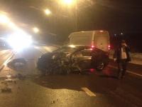 Из-за пьяной новгородки без водительских прав случилась авария