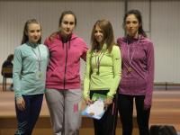 Новгородские легкоатлеты успешно выступили на чемпионате Северо-Запада