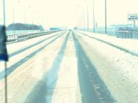 Сегодня Деревяницкий мост закрылся для транспорта на неопределённый срок