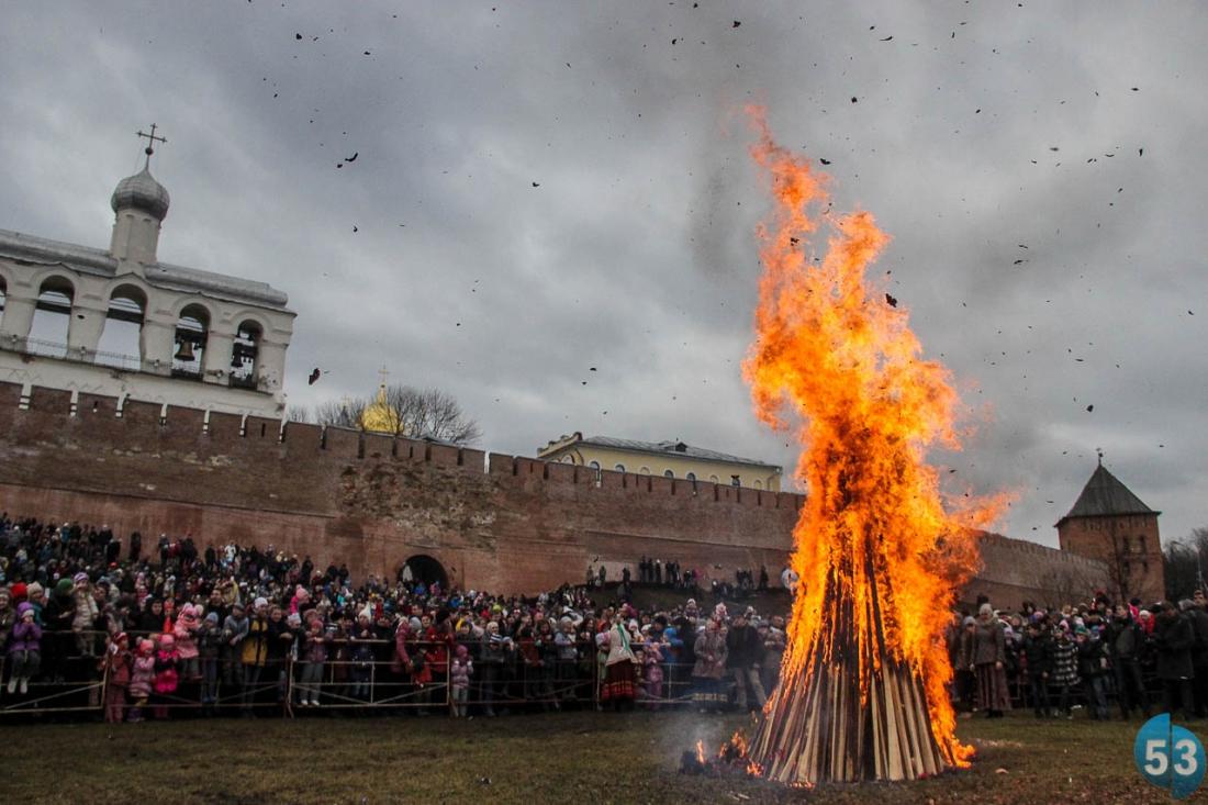 «National Geographic Россия» организовывает фототур «В Новгород на Масленицу»
