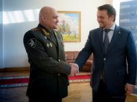 Андрей Никитин провел первую официальную встречу в статусе врио губернатора Новгородской области
