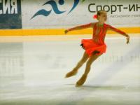 Мастерство новгородских фигуристов выросло до уровня кандидатов в мастера спорта