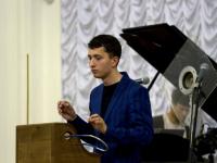 Петр Термен выступит в Великом Новгороде