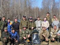 Поисковая группа 177-й Любанской стрелковой дивизии открыла свой музей в боровичском техникуме