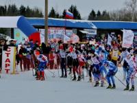 Центральный старт «Лыжни России» в Новгородской области прошел в Окуловке