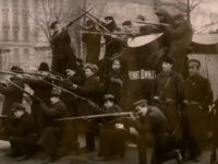 Сто лет революции: уникальные фотографии представлены на выставке в Великом Новгороде