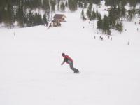 В Любытинском районе ждут на соревнования сноубордистов и горных лыжников