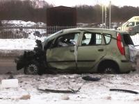 В НОКБ находятся четверо пострадавших в ДТП на улице Великой