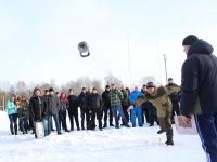 В Великом Новгороде состоялся спортивный праздник полиции
