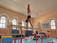 В Великом Новгороде стартует первенство Северо-Запада по спортивной гимнастике