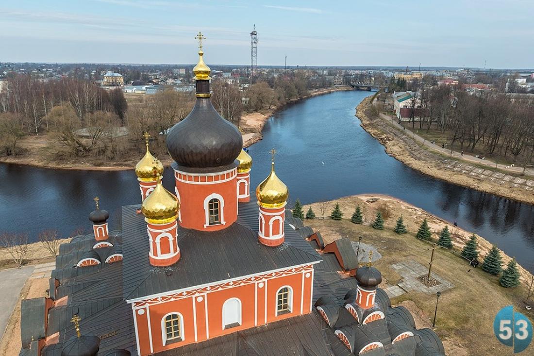 На Первом канале в «Непутевых заметках» расскажут о Великом Новгороде и Старой Руссе