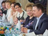 8 марта Андрей Никитин выбрал Шарматово местом встречи с новгородками