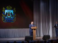 Андрей Никитин поздравил новгородок: «8 марта – это еще один повод сказать, что мы вас любим»